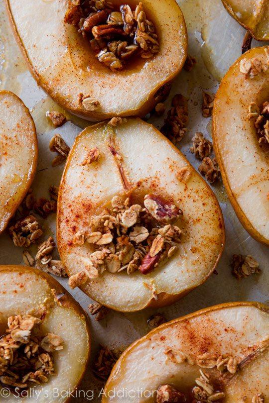 maple-vanilla-baked-pears-2