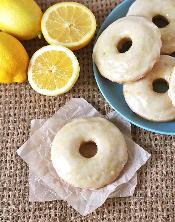 baked-lemon-doughnuts-vegan-gluten-free
