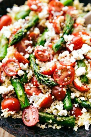 Asparagus-Couscous-Salad